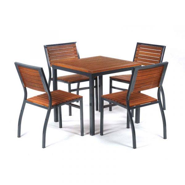 Dorset Table Square 75x75cm