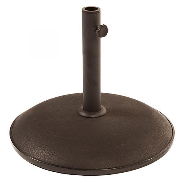 Round Concrete Parasol Base 15kg