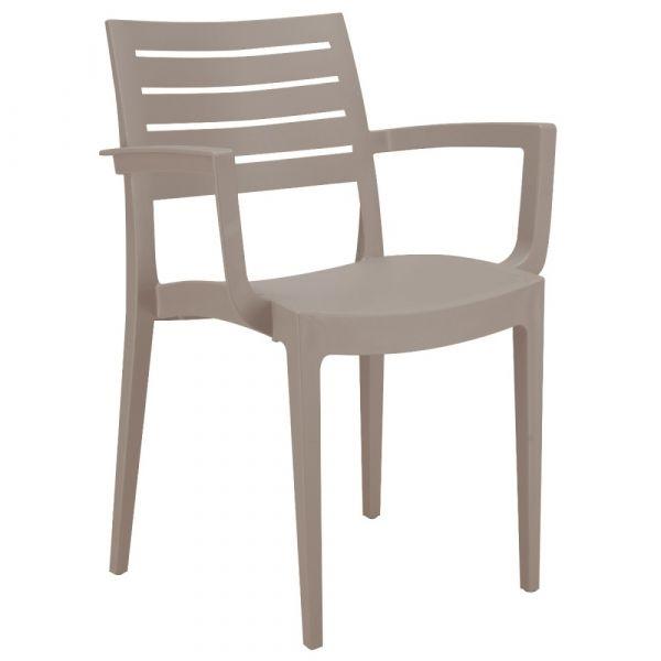 Mars Firenze Chair Arm Jute