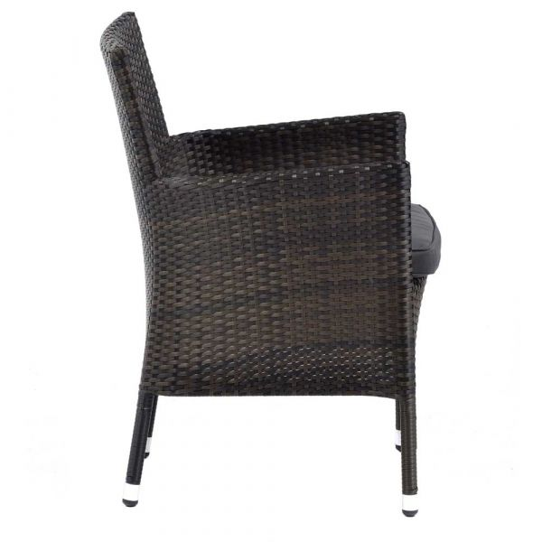 RA Chair Newbury with Dark Grey Cushion