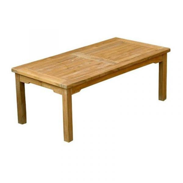 Sutton Grade A Teak Rectangular Coffee Table