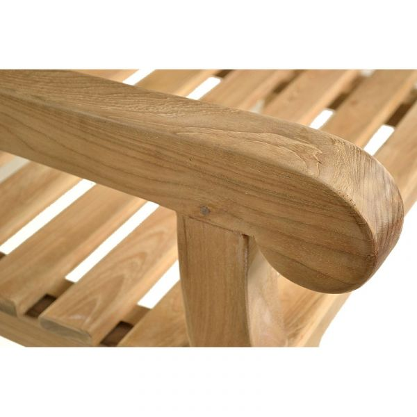 Queensbury 6 Seat Grade A Teak Bench