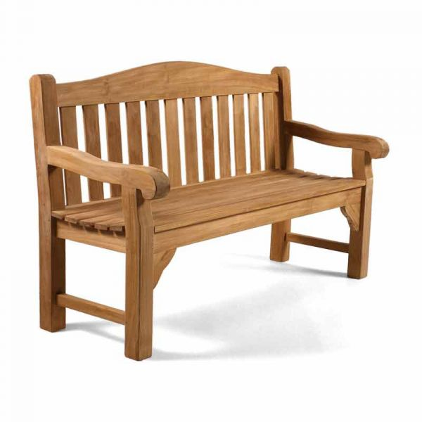 Oxford 3 Seat Grade A Teak Bench