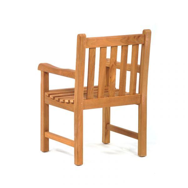 Benson Teak Arm Chair