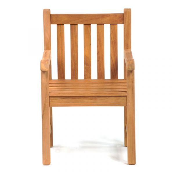Warwick Grade A Teak Arm Chair