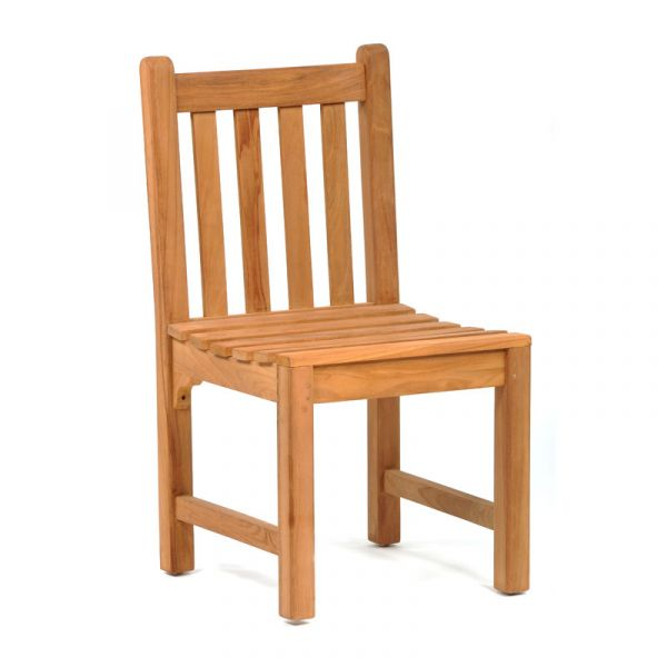 Benson Teak Side Chair