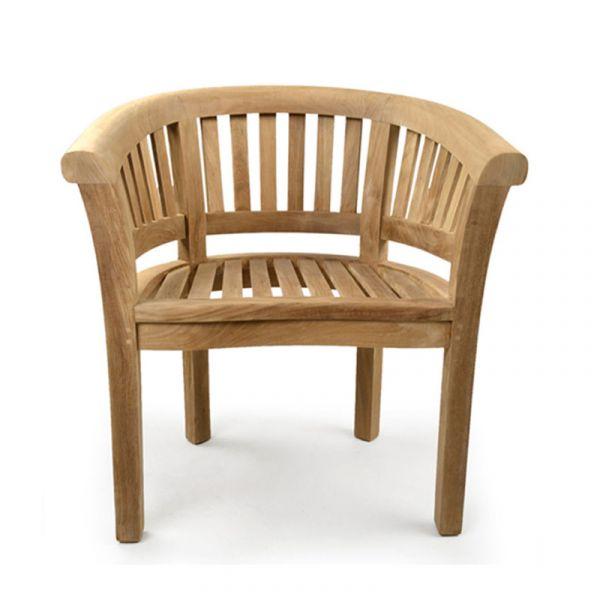 Windsor Grade A Teak Arm Chair