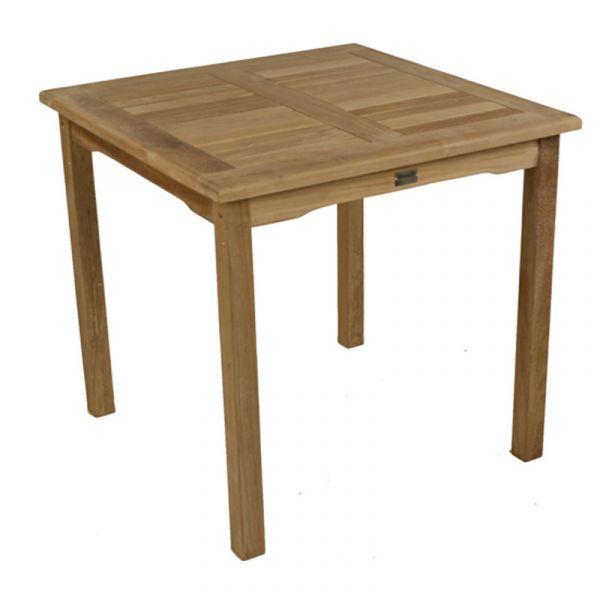 Grade A Teak Square Bistro Table