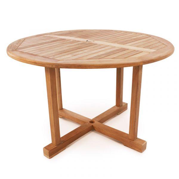 TK Table Dalby Round 120cm (Fixed Leg)