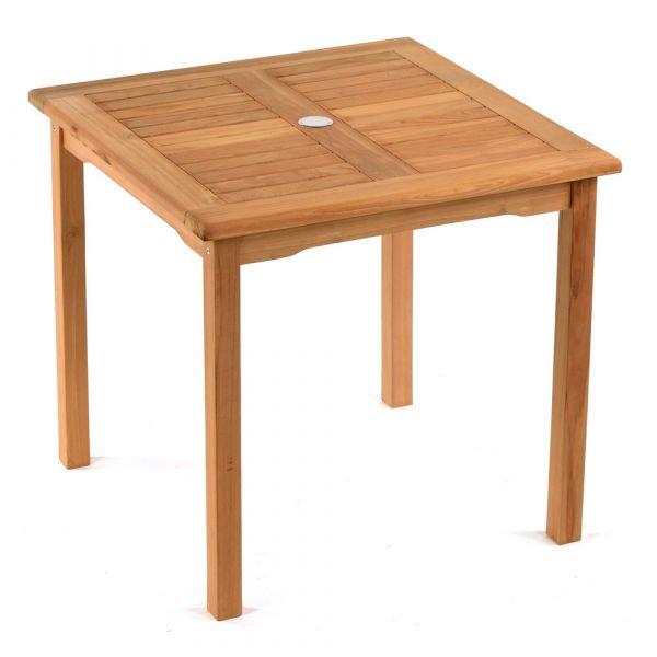 Benson Teak Square Bistro Table