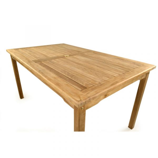 Warwick Grade A Teak Great Rectangular Dining Table