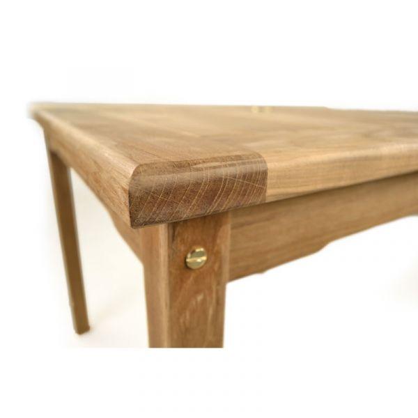 Warwick Grade A Teak Square Dining Table