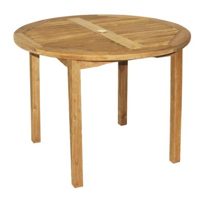 Grade A Teak Round Dining Table