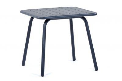 PORTO Table 80x80 Anthracite