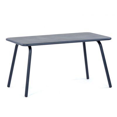 Porto Bistro Table 80 x 140 (Anthracite)