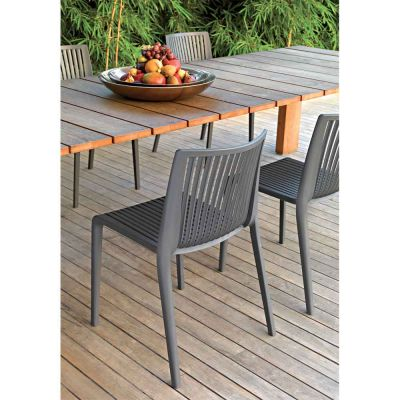 Cool Side Chair Anthracite