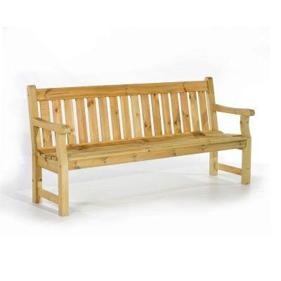 Darwin 4 Seat Pine Bench