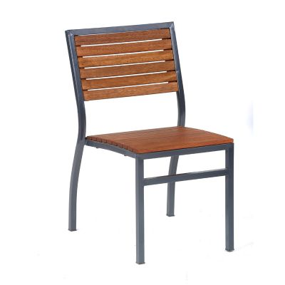 Dorset Hardwood Stacking Side Chair