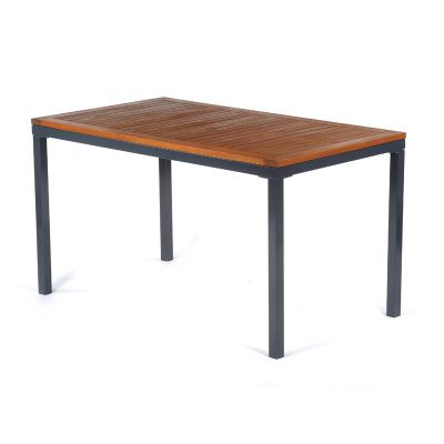 Dorset Hardwood Rectangular Dining Table