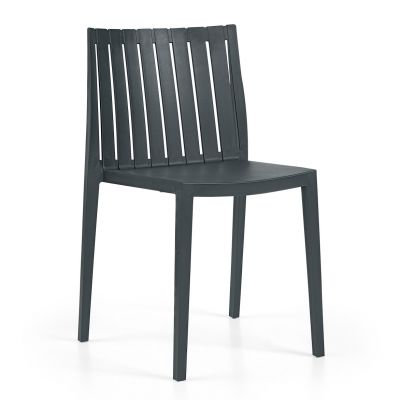 Elite Side Chair Anthracite