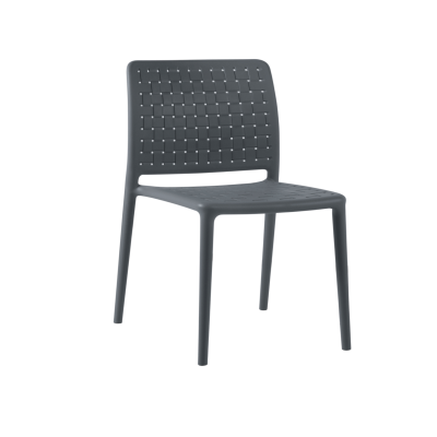 Fame-S Side Chair - Anthracite