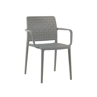 Fame-K Arm Chair - Taupe