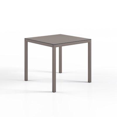 Hybrid Table 80x80 Turtle Dove Base. Turtle Dove Top