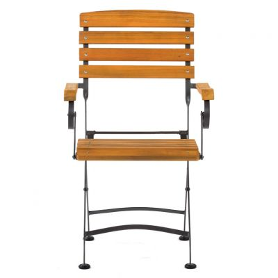 Newark Folding Arm Chair