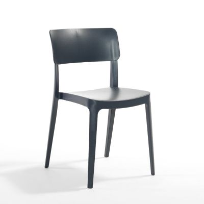 Pano Side Chair Anthracite