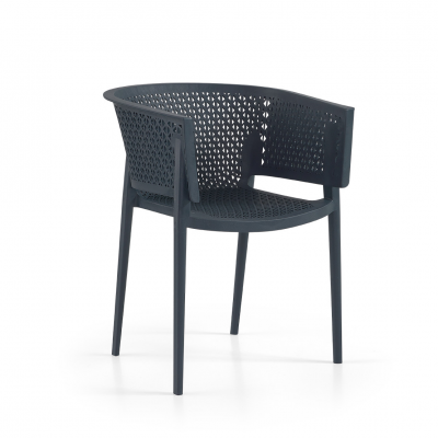 Oxy Arm Chair Anthracite