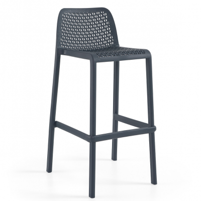 Oxy High Chair Anthracite