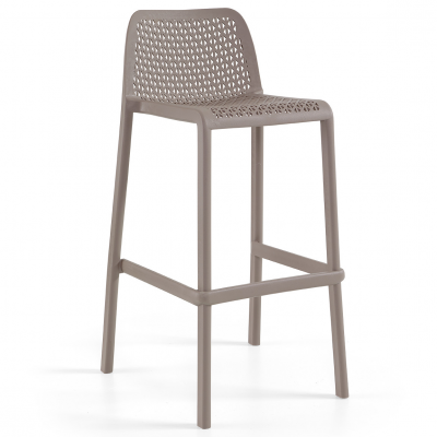 Oxy High Chair Turtle Dove Taupe