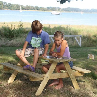 Children's A Frame Safe Picnic Table