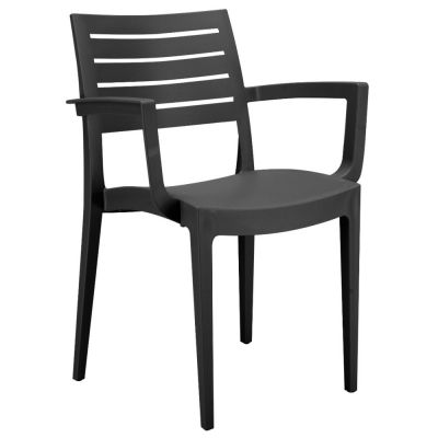 Mars Firenze Chair Arm Anthracite