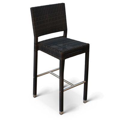 Ascot Classic Rattan Bar Chair