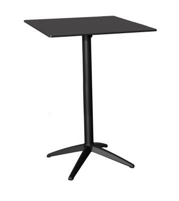 AL Base Pedestal Flip Top Black (0016.900)
