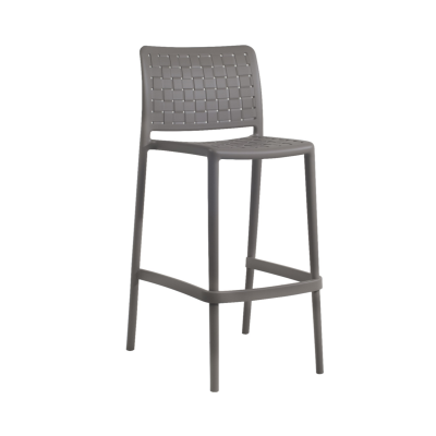 Fame-BS Bar Chair 75cm - Taupe