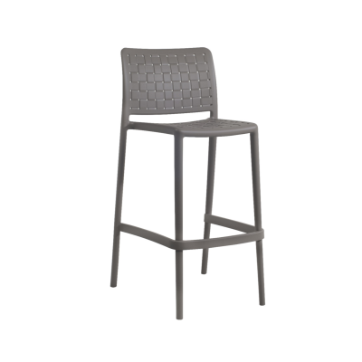 Fame-BS Mid-Height Bar Chair 65cm - Taupe