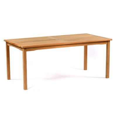 Benson Teak Large Rectangualr Dining Table