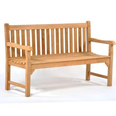 Benson 3 Seat Teak Bench