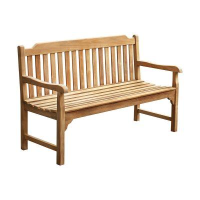 Eden 3 Seat Grade A Teak Bench