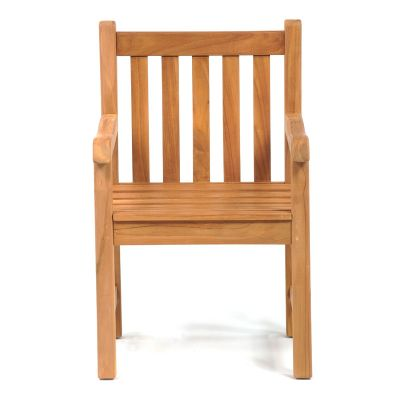 Warwick Grade A Teak Arm Chair