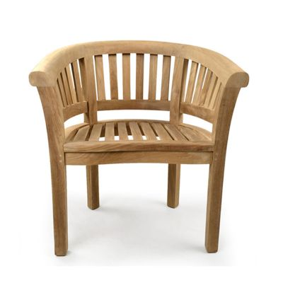 Windsor Grade A Teak Arm Chair