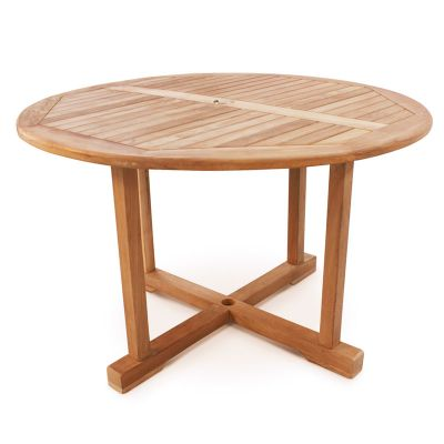 Dalby Grade A Teak Dining Table