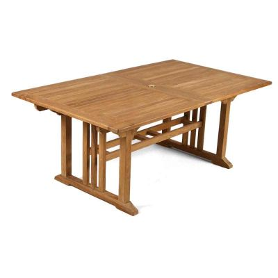 Berrington Grade A Teak Extendable Dining Table