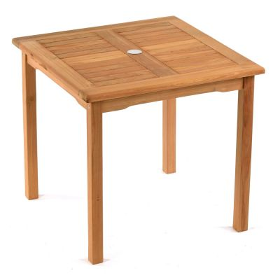 Benson Teak Square Bistro Table
