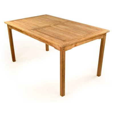 Warwick Grade A Teak Great Rectangular Dining Table
