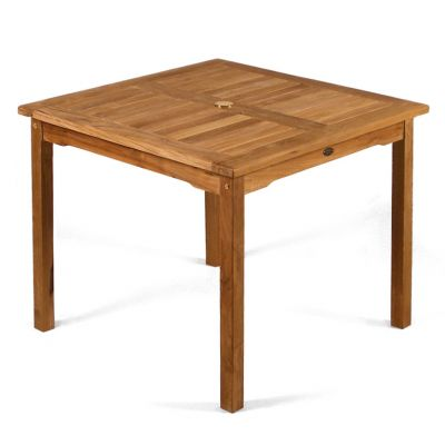 Warwick Grade A Teak Square Dining Table